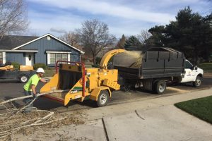 wood chipper boise idaho